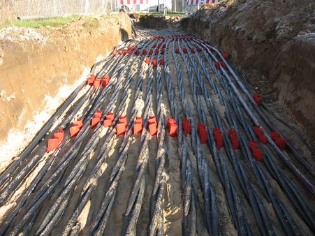 Kabel- und Rohrleitungstiefbau